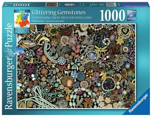 Пазл «Драгоценности» 1000 шт #