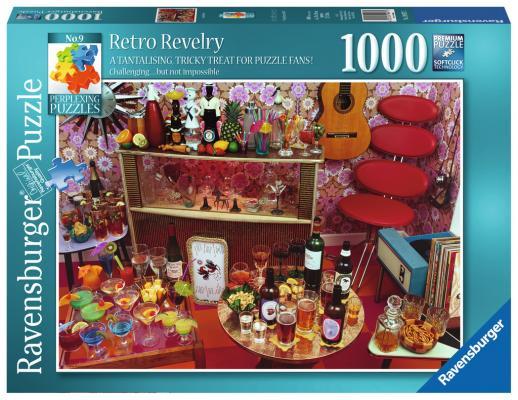Пазл «Ретро вечеринка» 1000 шт фотобутафория ретро вечеринка uni
