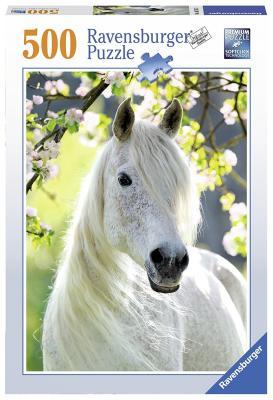 Пазл «Грациозная белая лошадь» 500 шт ravensburger пазл сказочный волк 500 шт