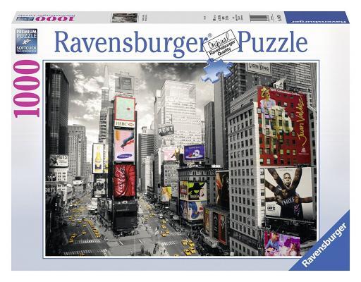 Пазл «Таймс Сквер, Нью-Йорк» 1000шт #