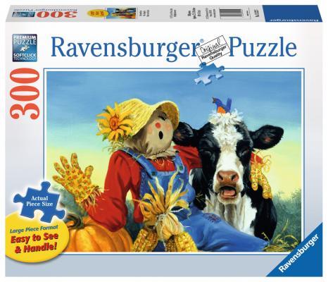 Пазл «Обитатели фермы» XXL 300 шт ravensburger пазл зачарованный лес xxl 100 деталей