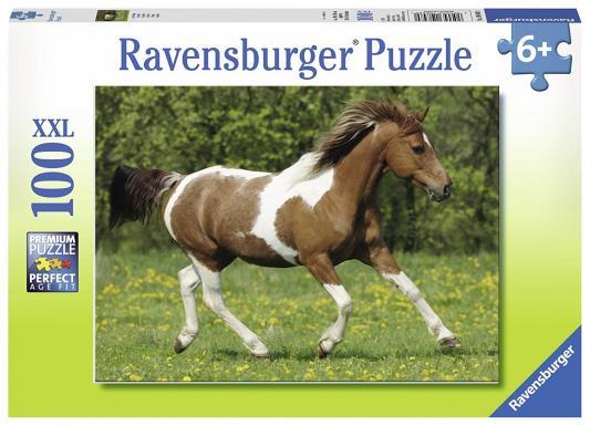 Пазл Ravensburger Пегий конь 100 элементов 10848 пазл ravensburger озеро эйб 1000 элементов