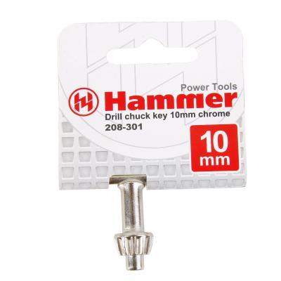 Фото - Ключ для патрона Hammer Flex 208-301 CH-key 10мм для патрона 10мм 1set 2pcs ic 2262 2272 4 ch 315mhz key wireless remote control kits receiver module for arduino