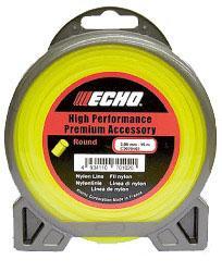 Корд для триммеров ECHO Cross Fire Line C2070104 2.0мм*15м, квадрат ковролин ideal echo 166 5м