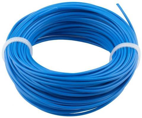 Леска для триммеров ЗУБР 70101-1.6-15 круг диаметр 1.6мм длина 15м леска для триммеров 2 4мм 15м круг
