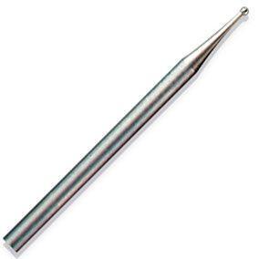 Насадка DREMEL 105 гравировальный резец, 0.8мм хв.3.2мм резец спиральный dremel 562