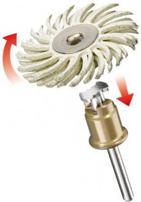 Круг шлифовальный DREMEL 472S SPEED CLIC 25мм, зерно 120 шлифовальный круг 38 мм dremel sc541 2615s541ja