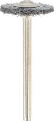 Кордщетка DREMEL 428 сталь 19мм 2 шт кордщетка dremel 442