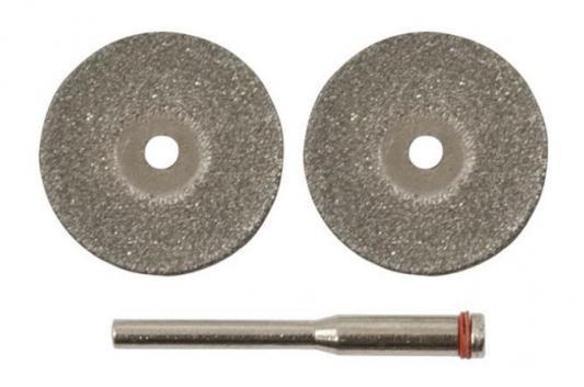 Круг отрезной FIT 36930 22мм 3 шт и штифт д.3мм круг отрезной fit 36932