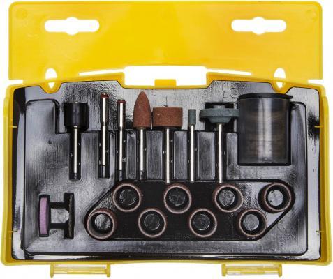 Набор STAYER MASTER 29903-H67 мини-насадок д/гравировальных машин 67пр. пластиковый кейс набор насадок д фонтанных насосов