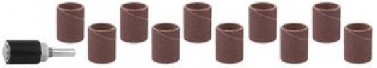 Насадка STAYER 29918-H10 цилиндр шлифовальный абразивный с оправкой d18.7мм р 80/120 10шт. цена в Москве и Питере