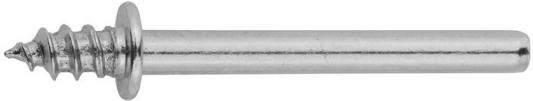 Оправка ЗУБР 35941 для фетровых кругов d3.2 L40 инструментальная оправка tritop 12pcs er16 0 02