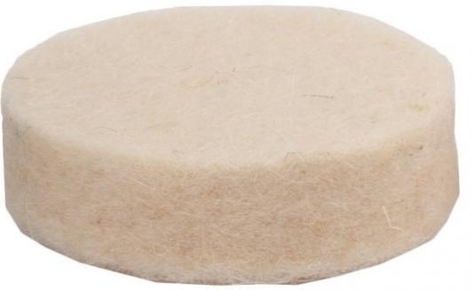 Круг полировальный ЗУБР 35937 фетровый d25x6мм 1шт. полировальный круг bosch 1608612002