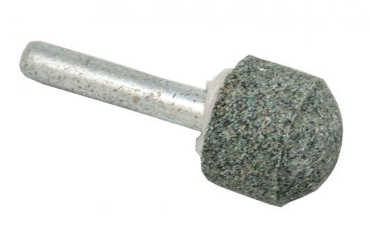Шарошка абразивная ПРАКТИКА 641-305 закругленная 19х16мм, хв.6мм, карбид кремния, Эксперт