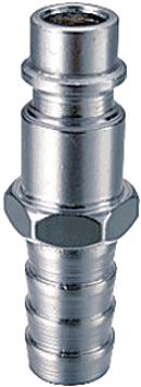 Адаптер (переходник) FUBAG 180161 елочка 8мм с обжимным кольцом 8х13мм шланг fubag 8х13мм 10м 170105