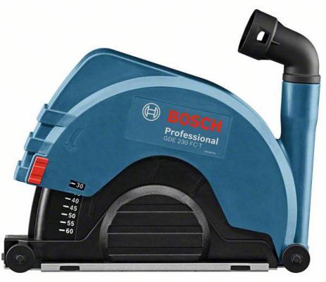 Кожух BOSCH GDE 230 FC-T (1.600.A00.3DM) 230мм глубина 60мм 2.1кг аксессуар насадка для пылеудаления bosch gde 230 fc t 1600a003dm