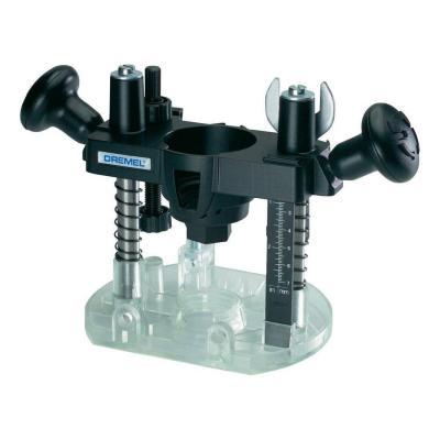 Приспособление DREMEL 335 для фрезерования +набор направляющих приставка для фрезерования dremel 335 26150335ja