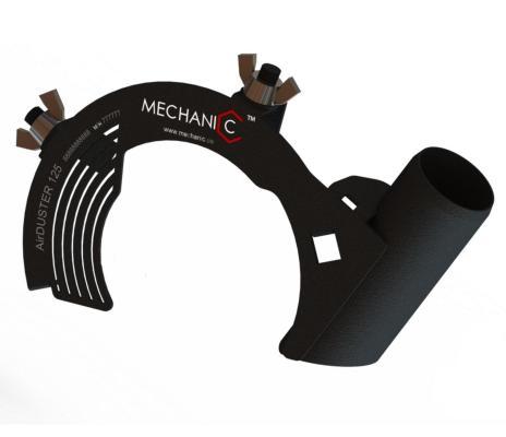 Кожух MECHANIC Air Duster 125 защитный для болгарки редуктор скорости mechanic nrv030
