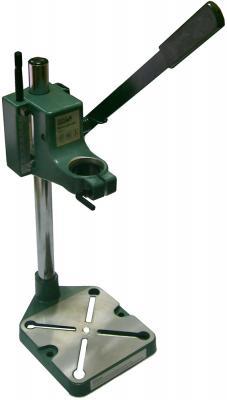 Приспособление SKRAB 25520 стойка для дрели, ход 60мм, шейка 43мм приспособление skrab skrab 42520 крюк вязальный для проволоки