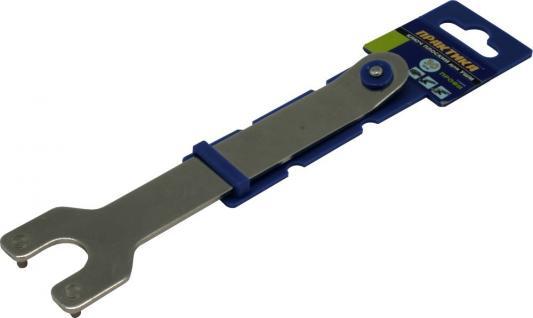 Ключ для планшайб ПРАКТИКА 777-024 30мм, для УШМ, плоский ключ thule 185