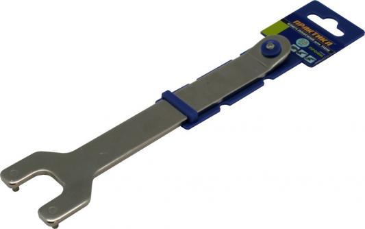 Ключ для планшайб ПРАКТИКА 777-031 35мм, для УШМ, плоский