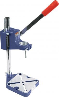 Стойка для дрели КРАТОН 11401003 вертикальная тип В, длина выноса 350мм, зажим.отверстие 43мм цена