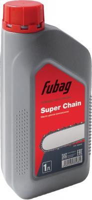Минеральное цепное масло Fubag Super Chain 1 л 838268 масло fubag super chain 1l 838268
