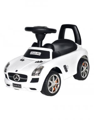 Каталка-машинка Everflo Mercedes-Benz EC-632 белый от 1 года пластик