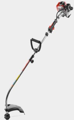 Купить Триммер ЗУБР ТБ-250 бензиновый катушка с леской ширина кошения 44см 25см3 0.75кВт 7000об/мин, Зубр