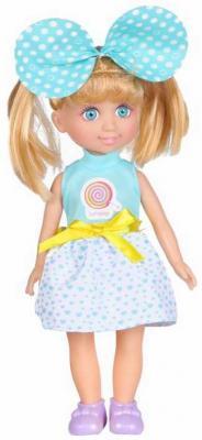 YAKO, Кукла Jammy 25 см, M6296 куклы и одежда для кукол yako кукла катенька 16 5 см m6618