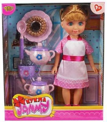 Кукла YAKO Хозяюшка 25 см M6330 кукла yako кукла y20084330