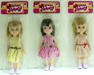 Кукла YAKO M6291 25 см M6291 кукла yako кукла m6579 2