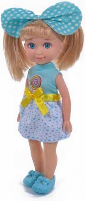 Кукла YAKO Jammy с бантиком, M6292 25 см M6292 кукла yako jammy доктор m6309