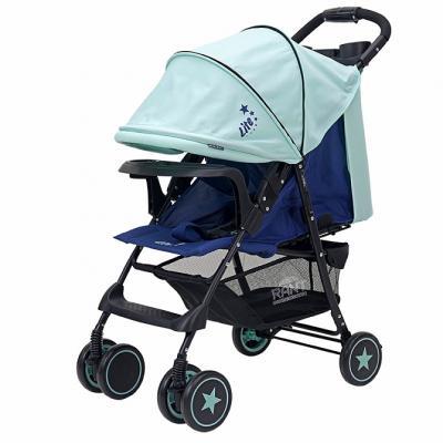 Коляска прогулочная Rant LIte (aquamarine) коляска прогулочная rant aero brown
