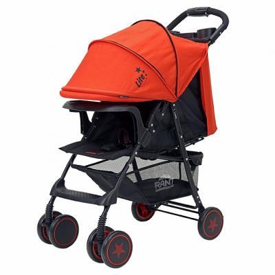 Коляска прогулочная Rant LIte (red) коляска прогулочная rant aero brown
