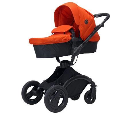 Коляска прогулочная Rant Omega Alu (red) коляска combi combi прогулочная коляска mechacal handy dc red красная