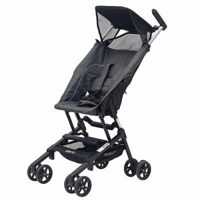 Коляска прогулочная Rant Aero (black) коляска прогулочная rant aero brown