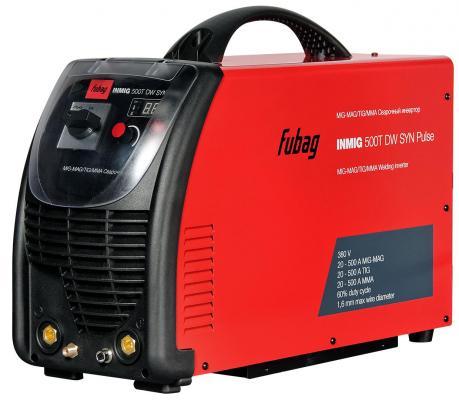 Сварочный полуавтомат_инвертор INMIG 500T DW SYN PULSE (38432) + подающий механизм DRIVE INMIG DW SY инвертор сварочный fubag intig 200 dc pulse