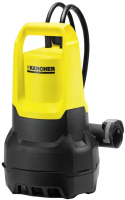 Насос дренажный Karcher Submersible Pump Box *EU tbd (1.645-507.0) багажник fico r43 black fi r43 b