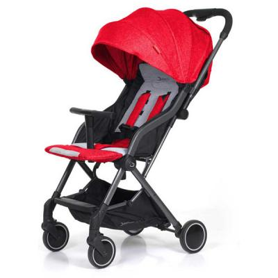 Фото - Прогулочная коляска Jetem Compy (red) коляска прогулочная everflo safari grey e 230 luxe