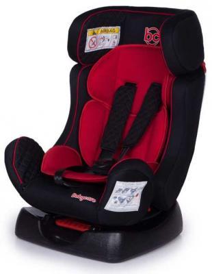 Автокресло Baby Care Nika (черный-красный) автокресло baby care nika гр 0 i ii 0 25кг черный красный