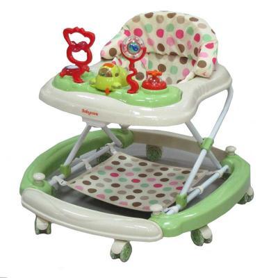 Ходунки Baby Care Aveo (green) baby care baby care ходунки flip красные