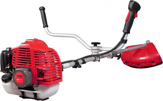 Мотокоса FUBAG FPT 33R (38709) 1кВт 33 см3 разборная штанга одноплечевой ремень велосипедная рук. разборная штанга с гантелями hawk hkdbs414 50 кг хамертон