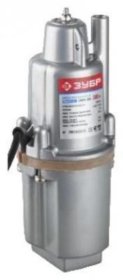 Насос ЗУБР ЗНВП-300-15_М2 Родничок  225Вт 18л/мин напор60м шнур15м вибрац. погружной чист.вод