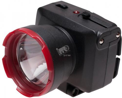 Фонарь КОСМОС KOCAccuH1WLED светодиодный аккум. налобный LED 2 режима 1Вт 500мА.ч зарядка от 220В цена