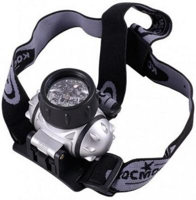 Фонарь КОСМОС H14-LED 14хLED 3хAAA (R03) налобный цена