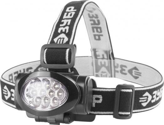 Фонарь ЗУБР 56438 мастер налобный светодиодный 10ultra led матричный рефлектор 3 режима 3ааа bestway 56438