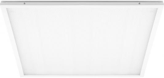 Светильник встраиваемый светодиодный FERON 21085 36W, 2700Lm, 6500K, призма, AL2115, 4 штуки встраиваемый светильник feron dl246 17898