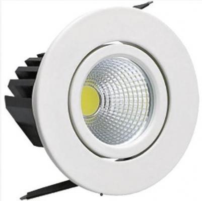 Светильник HOROZ ELECTRIC HL6731LW65 LED белый 3Вт 40000ч 200/220Лм 6400К 55х20х65мм 120° светильник horoz electric 400 012 107
