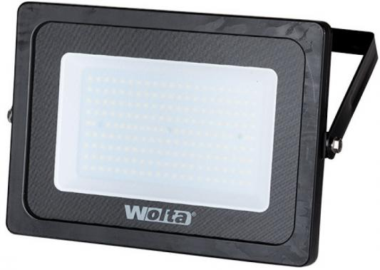 Светодиодный прожектор WOLTA WFL-200W/06 5500K, 200 W SMD, IP 65,цвет серый, слим прожектор wolta wfl 150w 06 150w 220v 5500k smd ip65